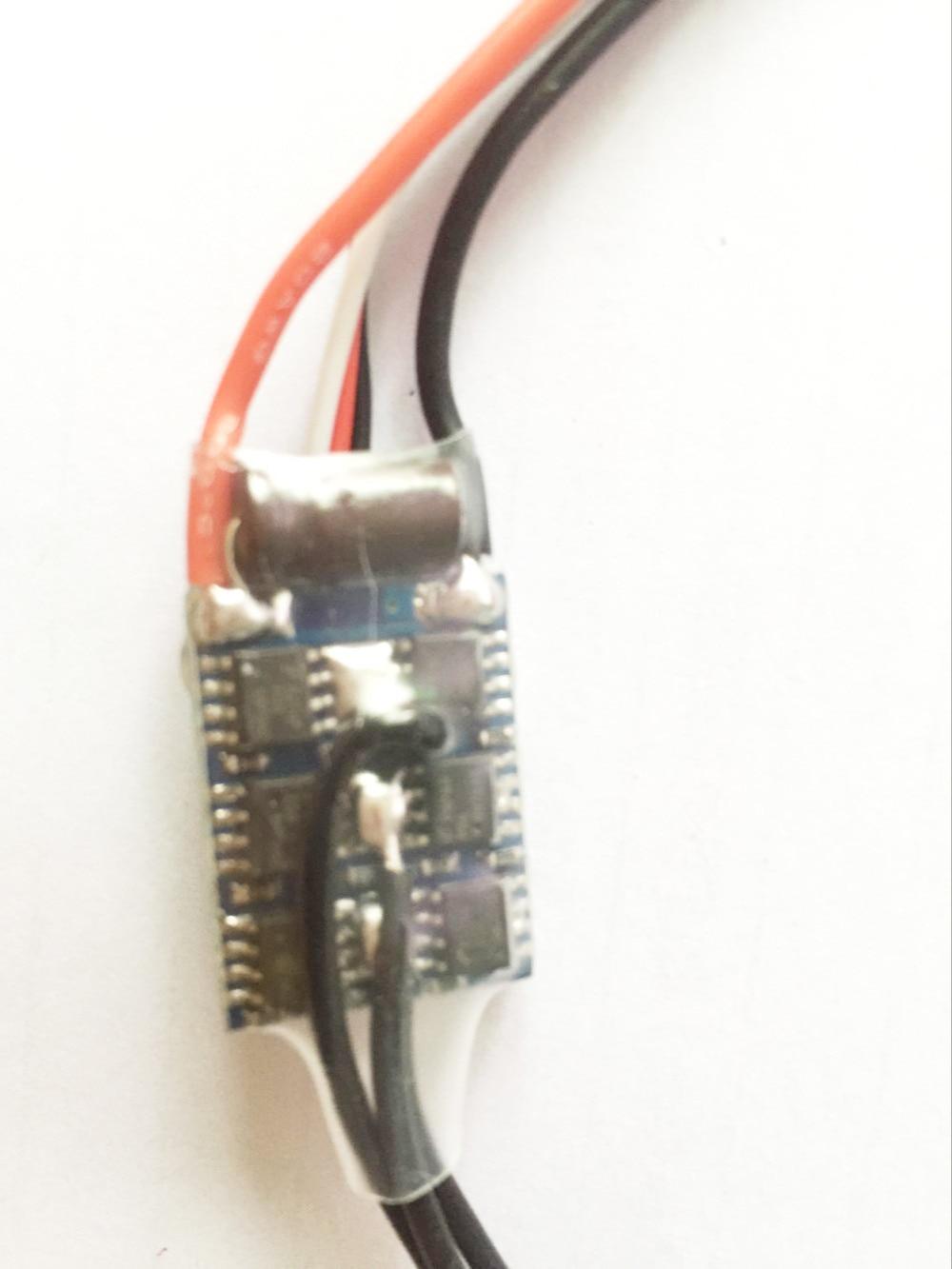 A 2204 A2204 7.5A 1400KV 50W SP бесщеточный микро-двигатель с креплением+ 10A ESC для RC самолета/KK коптера квадрокоптера НЛО