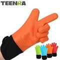1 шт.  длинные силиконовые перчатки для духовки  термостойкие перчатки для духовки  хлопковые перчатки  силиконовые перчатки для выпечки  дл...