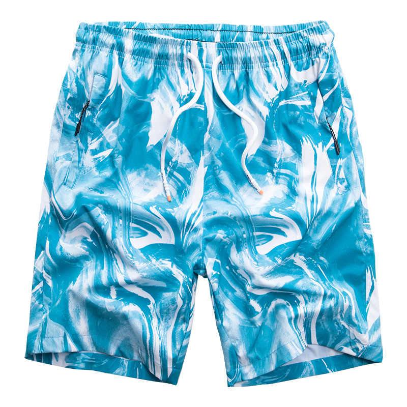 Plus größe 8xl camo Boardshorts männer Sommer Bademode Männer Badeanzug Badehose Shorts Mens Briefs Strand Shorts Board Strand Tragen 7934