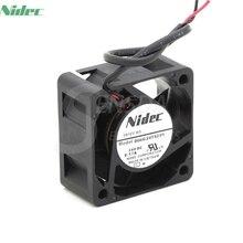 Для Nidec D04G-24TS2 01 24V 0.17A 4 см 4020 40 мм инвертор с бесшумным вентилятором