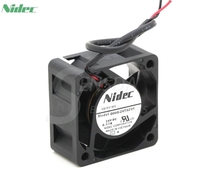 Free Shipping Wholesale Japanese NIDEC D04G 24TS2 01 24V 0 17A 4CM 4020 Inverter Silent Fan