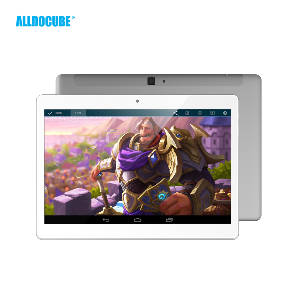 ALLDOCUBE M5 10,1 zoll 2560*1600 IPS 4g Anruf Tablet PC Android 8.0 MTK X20 Deca core 4 gb RAM 64 gb ROM GPS WIFI Phablet