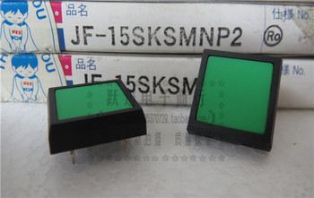 NKK JF-15 JF-15SKSMNP2  from Japan touch micro switch 17.7*17.7*4.8 17.7*17.7*4.8mm button Tactile switch 4 feet