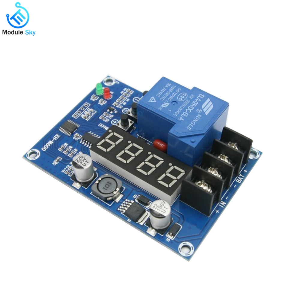 battery Charge protection Module board 6-60V 30A Storage Lithium Battery charging Protection balancer controller equalizer board