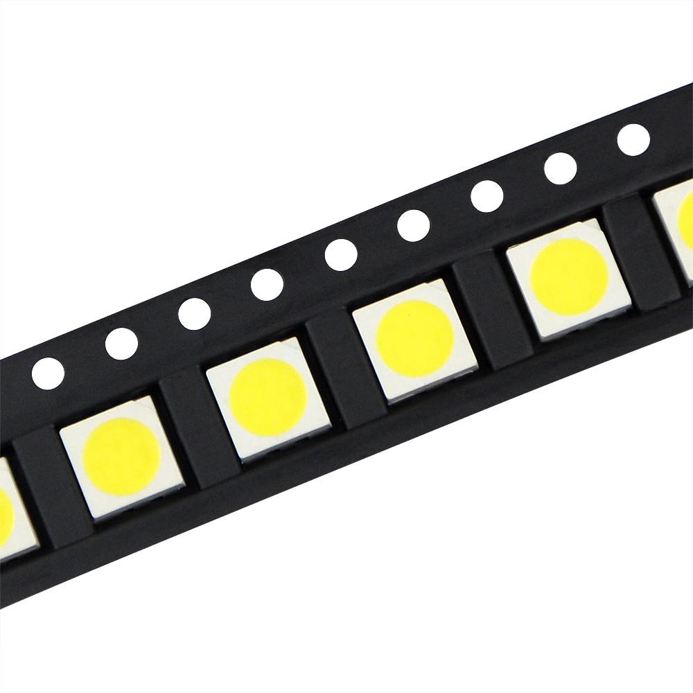 5050 Smd Led Bead Light 0.5w 30-40lm Dc3.0-3.6v For Led Corn Bulb, Strip Light,led Spotlight White/warm White Mild And Mellow