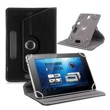 Cuero de la PU del tirón de la cubierta del caso para Samsung Galaxy Tab 4 0016b88ecfec