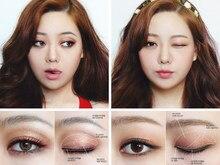 14 Colors Smoky Make Up Eyeshadow Brand Makeup Waterproof Bronzer