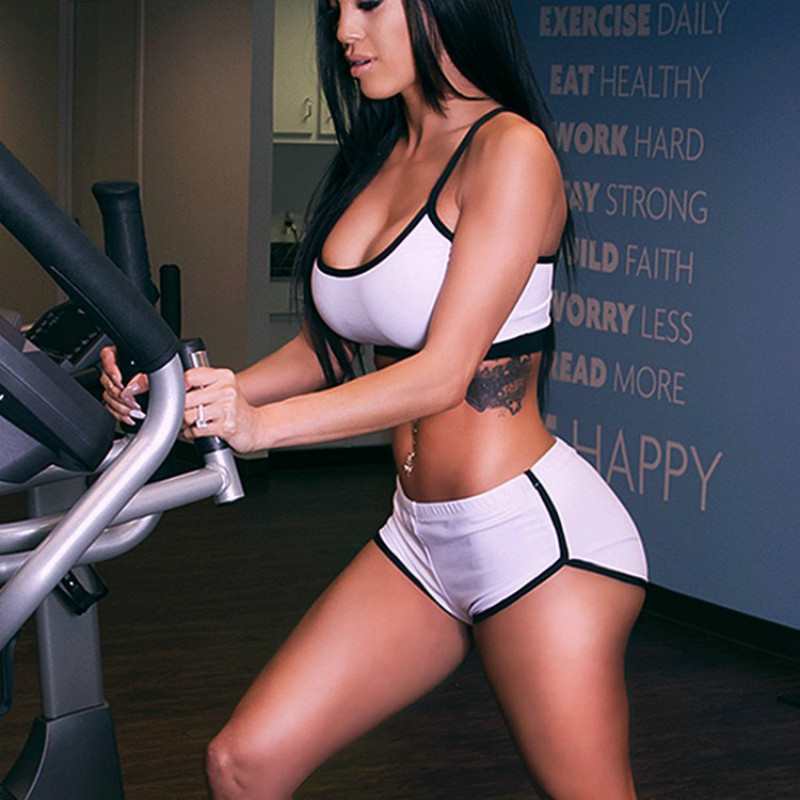 Sexy girls in workout clothes-2928