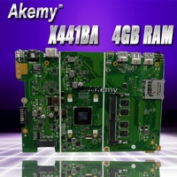 https://ae01.alicdn.com/kf/HTB1EF3nc21G3KVjSZFkq6yK4XXaJ/X441BA-ASUS-X441B-X441BA-Mainboard-100-Test-4GB-RAM-CPU.jpg