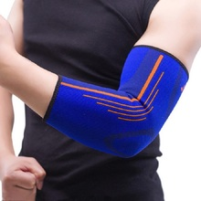 Breathable Elbow Support Arm Sleeve Elbow Protector for Weightlifting Elbows Pads Volleyball Tennis Arm Brace Running Pad 1pc 1pc arm sleeve armband elbow support basketball arm sleeve breathable football safety sport elbow pad brace protector