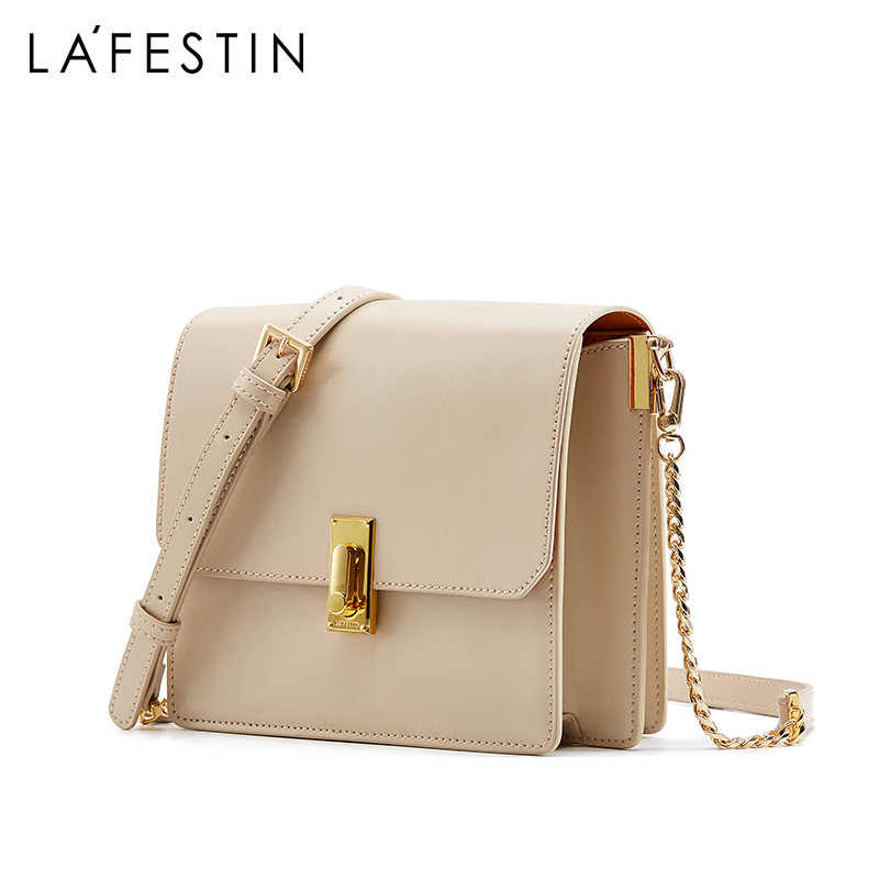 LA FESTIN 2019 новая женская сумка через плечо высокого качества Тип органа цепочка геометрического стиля сумки через плечо для женщин bolsa feminina