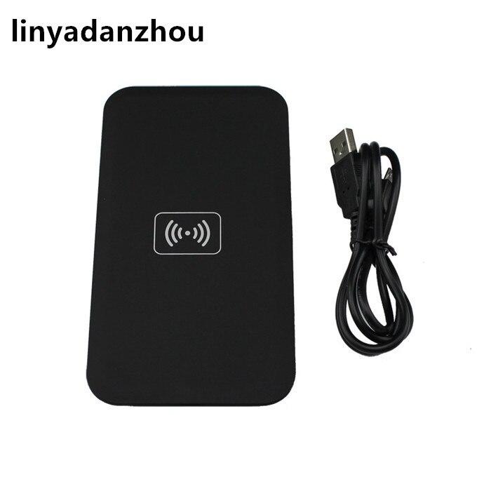 linyadanzhou DHL 100PCS Qi Wireless <font><b>Charger</b></font> Charging Pad For Doogee Y6 Max X5/Max/Pro Shoot 1 Letv <font><b>Leeco</b></font> Le Max 2/Pro 3/S3