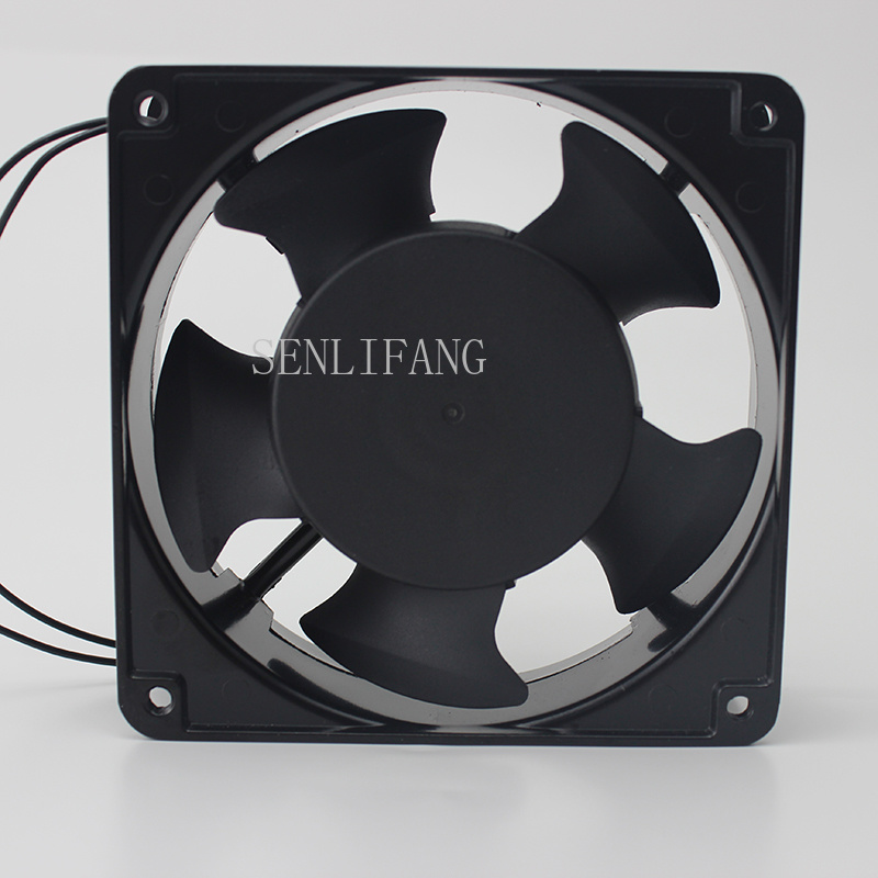 Free Delivery. Oil-Filled Axial Fan JD12038AC 220V 0.05 / 0.06A Fan