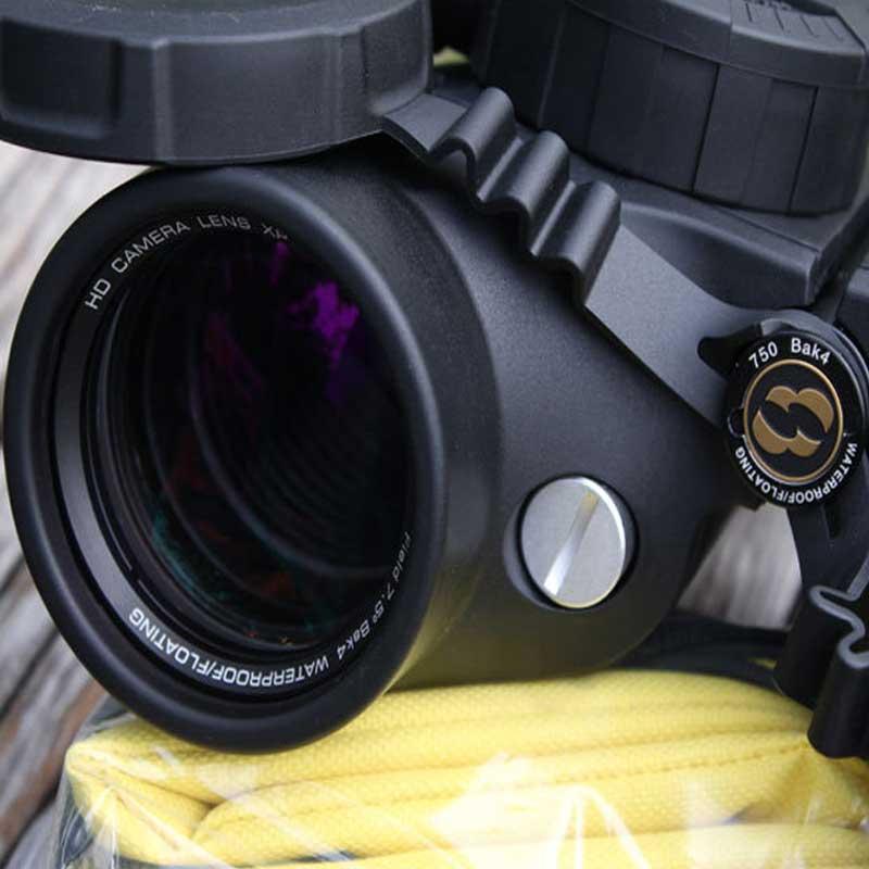 Military Boshile 7X50 marine Binoculars rangefinder Compass HD telescope Waterproof Nitrogen navy binoculo profissional 4 colors