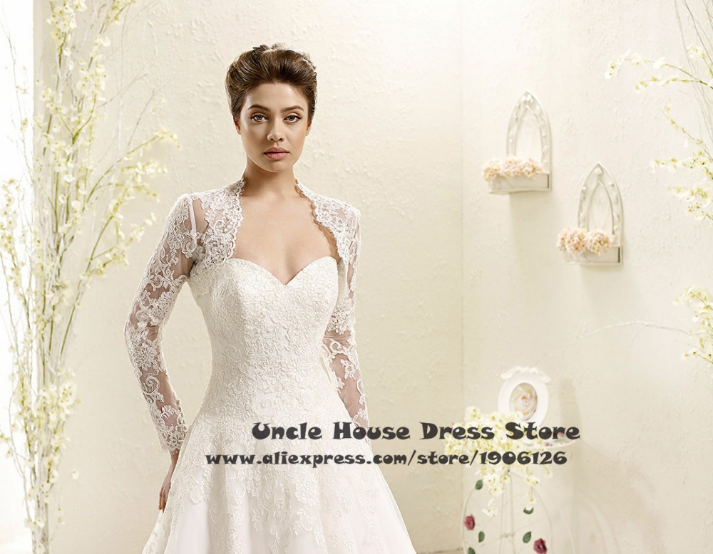 Vestido de noiva 2 em 1 Discount Prices Vintage Lace Wedding Dress ...