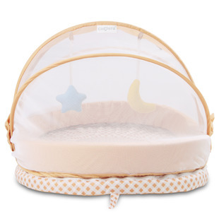 Hot folding baby mosquito nets and insect repellent thick bottom sponge baby bed sleeping tent  sc 1 st  AliExpress.com & Hot folding baby mosquito nets and insect repellent thick bottom ...