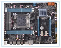 Computer Mainboard New X79 LGA2011 E5 3.2S1 Motherboard DDR3 M2 ATX 64GB Memory Motherboard
