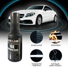 50ML/30ML 10 H Nano Liquid Glass Crystal Coating Car Ceramic Spray Coating Of Nanocrystalline Crystal Car Body Varnish