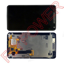 10pcs/lot For Motorola RAZA i XT890 XT907 XT905 LCD display Screen Touch Digitizer and Frame Assembly By Free DHL