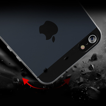 For iphone 5S Case Original For iphone 5 Case Silicone Cover Slim Transparent Protection Soft Shell For iphone 5SE 5 S i5