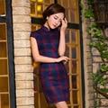 Free shipping Vestidos Cheongsam Dress Vintage Qipao Dress Qipao Cheongsam Evening Dress Chinese Traditional Dress Multicolor