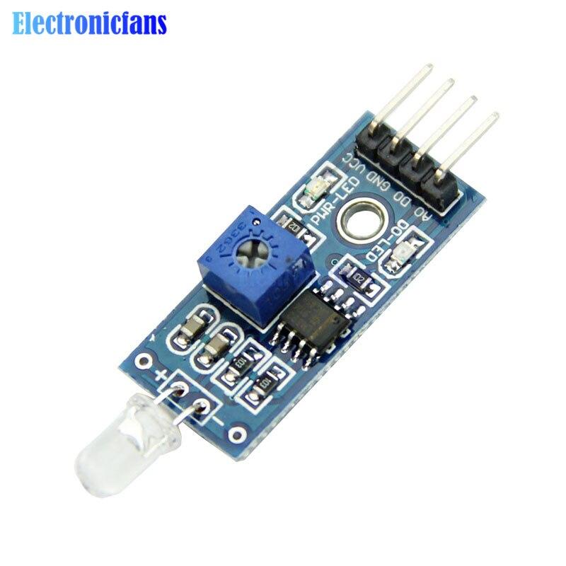 2 stücke LM393 Licht Sensor Modul 3,3 V 5V Für Arduino Raspberry pi Digitale Schalt Ausgang Licht Ebene Erkennung