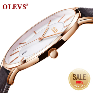 OLEVS Men's Watches Top Brand Luxury Men