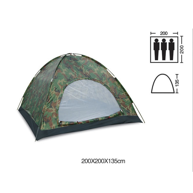 Large Size 2-3 Person Hot Sale C&ing Tent Beach Jungle Outdoor Hiking Tents UV  sc 1 st  AliExpress.com & Aliexpress.com : Buy Large Size 2 3 Person Hot Sale Camping Tent ...