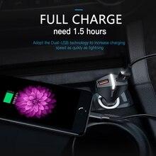 Baseus Quick Car Charger