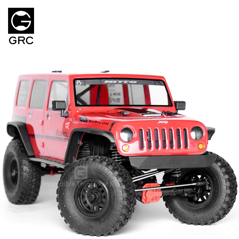 Image 4 - 1/10 RC Crawler Car Front & Rear Mud Flaps Fender for Axial SCX10 90046 90047Parts & Accessories   -