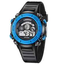 Men's Clock Sport Digital LED Waterproof Wrist Watch Luxury Men Analog Digital Military Army Stylish Mens Electronic watch Clock купить недорого в Москве