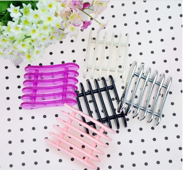 10PCS/Lot Red nailpolish organizer stand nail art brush holder For 5pcs Makeup Nail Art Brush Tools+Free Shipping (MY04-JZ07)