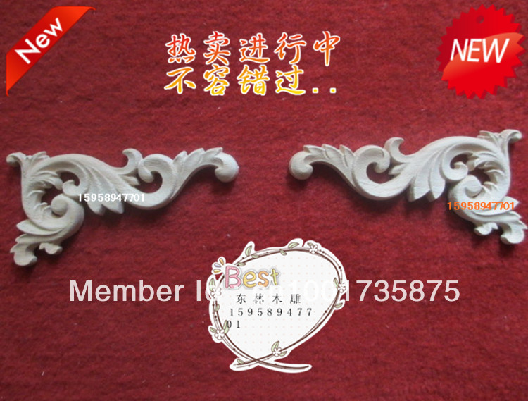 Dongyang Wood Furniture Components Continental Shavings Home