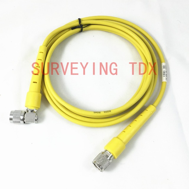 US $35 99 |NEW 2 8m Trimble Cable Trimble GPS SPS RADIO R8 R7 5800 5700  4800 4700 Series cable Trimble GPS antenna TNC TNC cable-in Tool Parts from