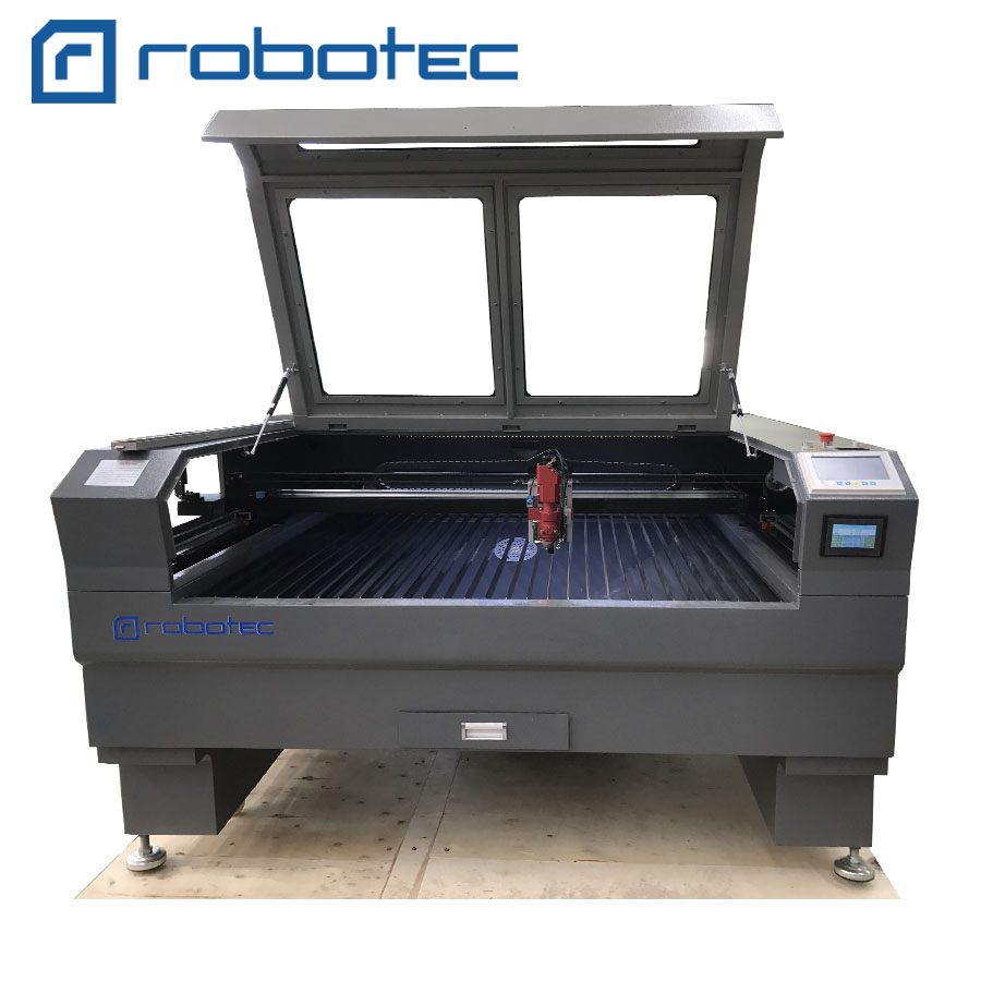 RECI 150W Co2 Laser Engraving Machine USB Auto Focus Laser Cutting Machine 1390 1610 For Metal Sheet
