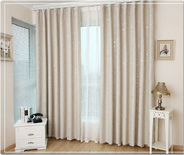 Curtains For The Bedroom Summer Style Cloth For Cortinas Window
