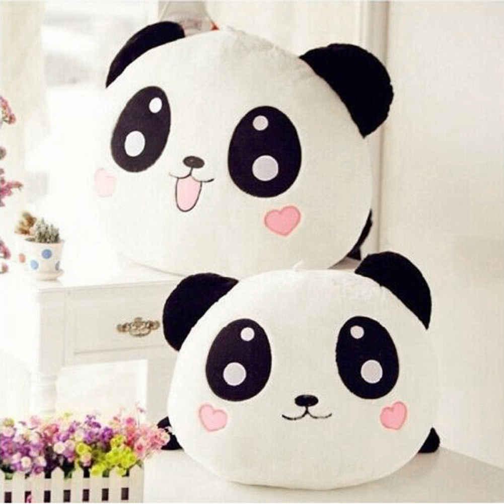 Adorable almohada favorita de bebés 8 pulgadas lindo muñeco de peluche Animal Panda almohada de calidad de regalo de 20 cm