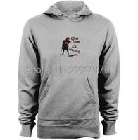 Tis But A Scratch Black Knight Monty Python Mens Womens Print Pattern Hoodies