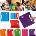 Shockproof Kids Children Handle EVA Foam Stand Case Cover For Samsung Galaxy Tab E 9.6 T560 T561 SM-T560 SM-T561 Tablet Cases #