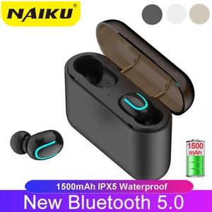NAIKU Wireless Headphones 5.0
