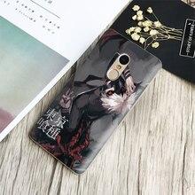 Tokyo Ghoul Ken Kaneki Phone Case Shell Cover For Xiaomi Redmi