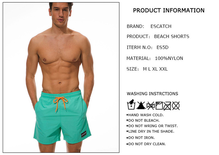 You Know And Good Kevlar Polymer Helmet Mens Swim Trunks Bathing Suit Beach Shorts
