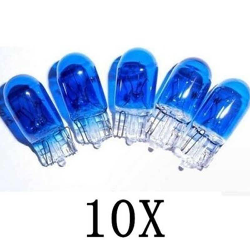 10 pcs LED Car Light Bulb Auto Lamps T10 W5W 194 Insert Kit Xenon Headlight Halogen Lamp for Cars Fog Running Lights DRL 8000K 2 pcs h7 6000k xenon halogen headlight head light lamp bulbs 55w x2 car lights xenon h7 bulb 100w for audi for bmw for toyota