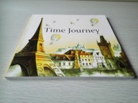 English Edition Time Journey Coloring Book 96 Pages Secret Garden Styles For Adult Relieve Stress Painting