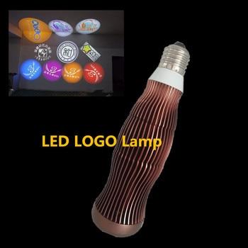 5W 7W LED LOGO  projection lamp advertising pattern projectionIndoor, outdoor advertising projection цена 2017