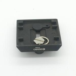Image 5 - БЫСТРОРАЗЪЕМНАЯ пластина Benro PH09, профессиональная алюминиевая пластина для Benro HD2, с креплением на голову, бесплатная доставка