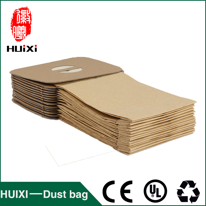 50mm Disposable dust paper bags and change bags with good quality of  household vacuum cleaner parts for Z317 Z320 Z325 Z330 etc vacuum cleaner pp plastic connector with good quality for accessories of idustrial vacuum cleaner