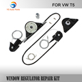 YD OE#7E1 843 871Window regulator Repair  Kit  FOR VW T5 MULTIVAN CARAVELLE ELECTRIC SLIDING DOOR ROLLER REPAIR KIT RIGHT SIDE