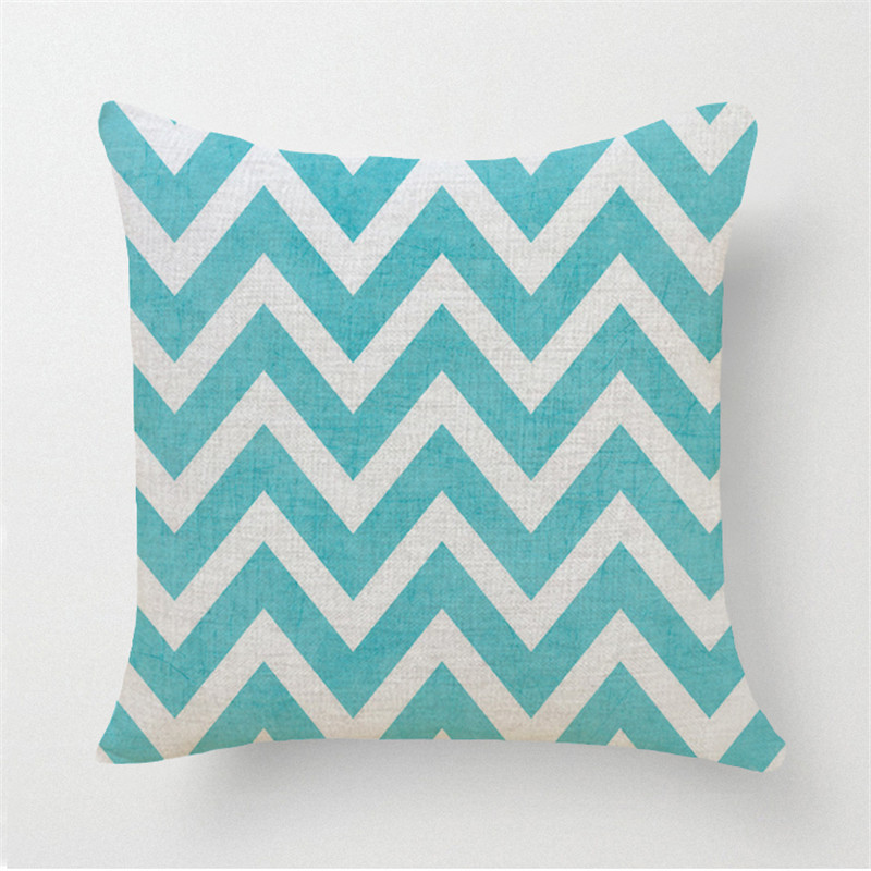 Colourful Geometric Hot Sell New Cushion Cover Luxury Pillow case Home Car Sofa Decoration Gift Cojines Almofadas
