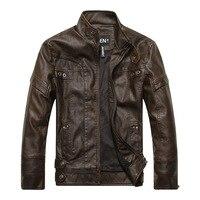 Pu Men Leather Jacket Veste Homme Coat Autumn Mens Jackets And Coats Manteau Homme Abrigos Y Chaquetas Hombre Hot Sale #003